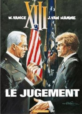 Couverture de l'album XIII - 12. Le Jugement