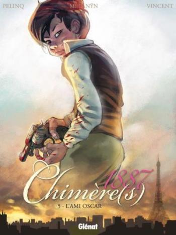 Couverture de l'album Chimère(s) 1887 - 5. L'Ami Oscar