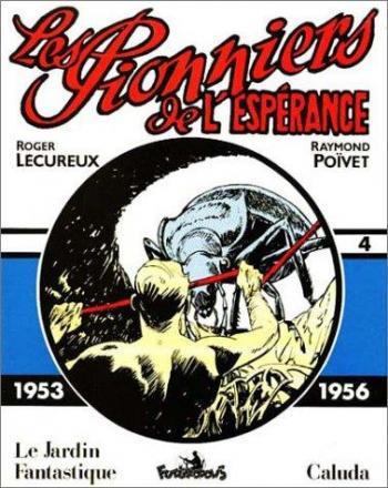 Couverture de l'album Les Pionniers de l'espérance (Intégrale) - 4. 1953-1956