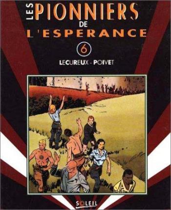 Couverture de l'album Les Pionniers de l'espérance (Intégrale) - 6. 1965-1966