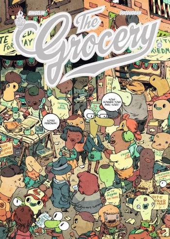 Couverture de l'album The Grocery - 4. Tome 4