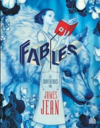 Couverture de l'album Fables (Edition cartonnée) - HS. Les Couvertures par James Jean