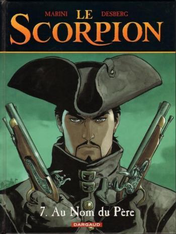 Couverture de l'album Le Scorpion - 7. Au nom du Père