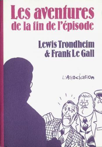 Couverture de l'album Les aventures de la fin de l'épisode (One-shot)