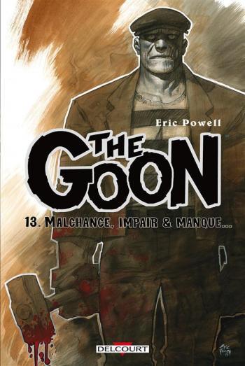 Couverture de l'album The Goon - 13. Malchance, impair & manque