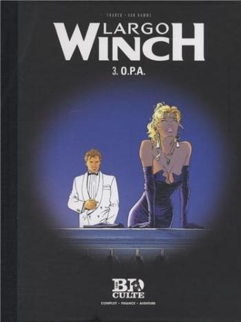 Couverture de l'album Largo Winch - 3. O.P.A.