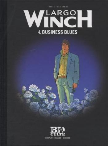 Couverture de l'album Largo Winch - 4. Business Blues
