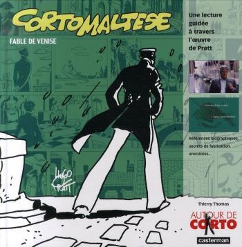 Couverture de l'album Corto Maltese (Édition cartonnée en couleurs) - HS. Autour de Corto - Fable de Venise