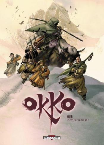 Couverture de l'album Okko - 3. Le Cycle de la terre I