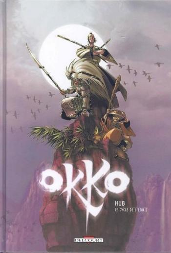 Couverture de l'album Okko - 1. Le Cycle de l'eau I