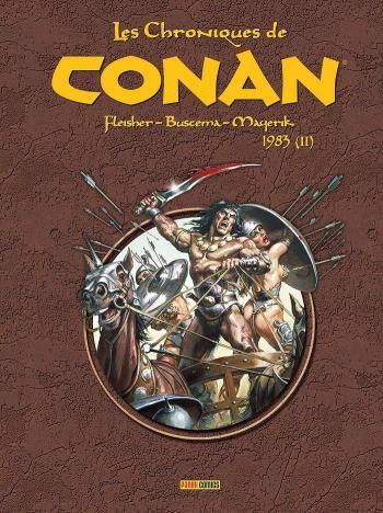 Couverture de l'album Les Chroniques de Conan - 16. 1983 (II)