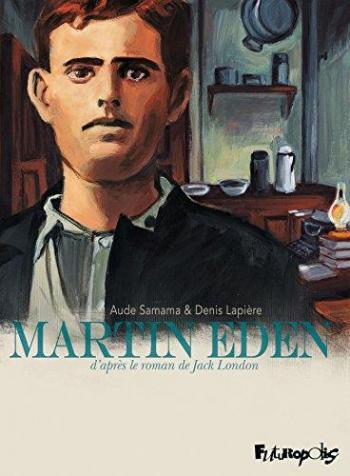 Couverture de l'album Martin Eden (One-shot)