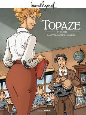 Couverture de l'album Topaze - 1. Topaze 1re Partie