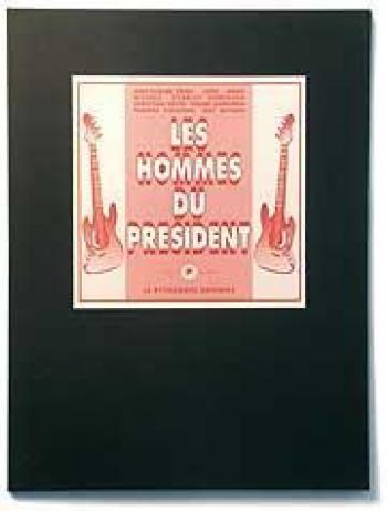 Couverture de l'album Les Hommes du Président (One-shot)