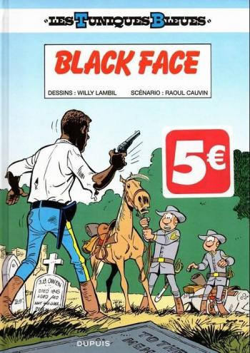 Couverture de l'album Les Tuniques bleues - 20. Black Face