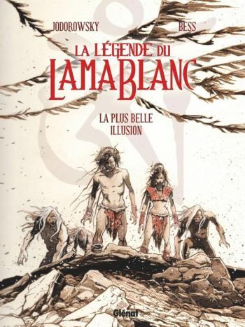Couverture de l'album La Légende du Lama blanc - 2. La Plus Belle Illusion