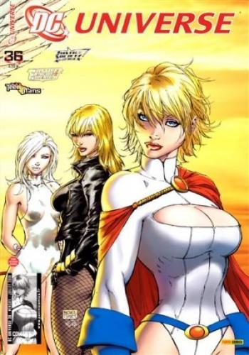 Couverture de l'album DC Universe - 36. La saga de l'éclair (3)