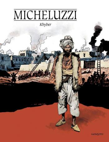 Couverture de l'album L'Homme du Khyber (One-shot)