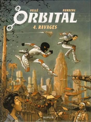 Couverture de l'album Orbital - 4. Ravages