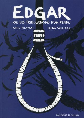 Couverture de l'album Edgar ou les tribulations d'un pendu (One-shot)