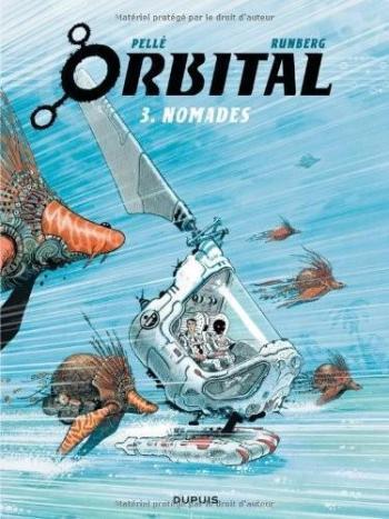 Couverture de l'album Orbital - 3. Nomades