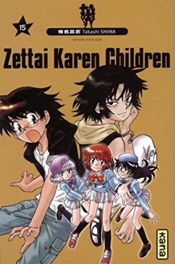 Couverture de l'album Zettai Karen Children - 15. Tome 15
