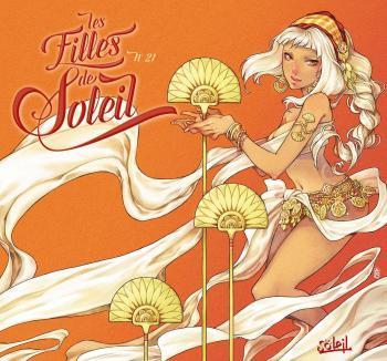 Couverture de l'album Les Filles de Soleil - 21. Tome 21