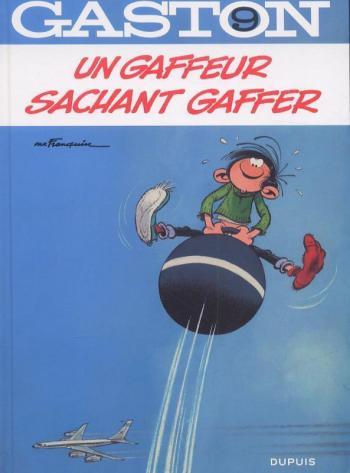 Couverture de l'album Gaston (Refonte 2009) - 9. Un gaffeur sachant gaffer