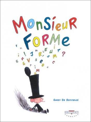 Couverture de l'album Monsieur Forme (One-shot)