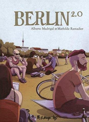 Couverture de l'album Berlin 2.0 (One-shot)