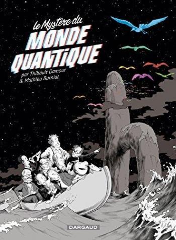 Couverture de l'album Le Mystère du monde quantique (One-shot)