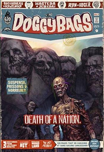 Couverture de l'album Doggybags - 9. Tome 9