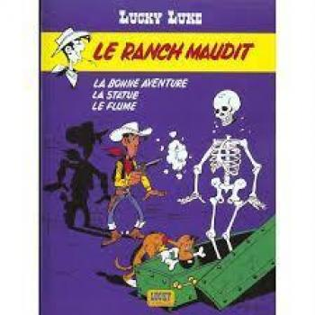 Couverture de l'album Lucky Luke - 56. Le ranch maudit