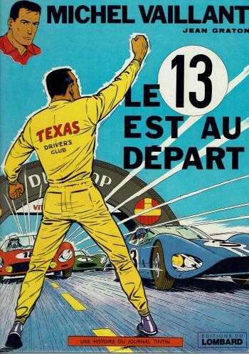 Couverture de l'album Michel Vaillant - 5. Le 13 est au départ
