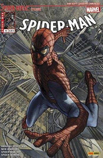 Couverture de l'album Spider-Man (V5) - 10. Spider-Verse (Epilogue)