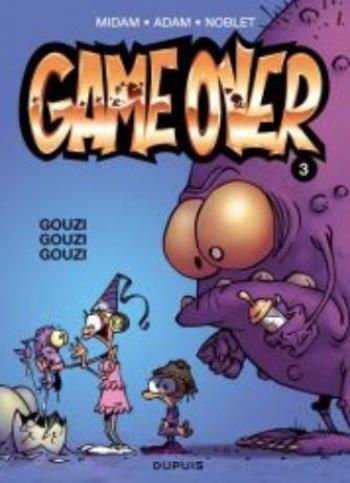 Couverture de l'album Game Over - 3. Gouzi gouzi gouzi