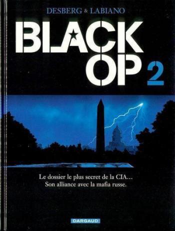 Couverture de l'album Black Op - 2. Tome 2