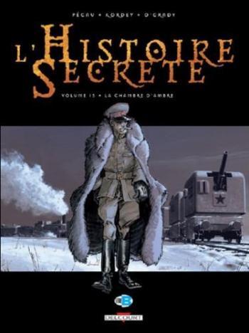 Couverture de l'album L'Histoire secrète - 15. La chambre d'Ambre