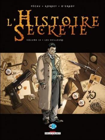 Couverture de l'album L'Histoire secrète - 14. Les veilleurs