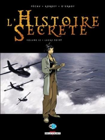 Couverture de l'album L'Histoire secrète - 12. Lucky point