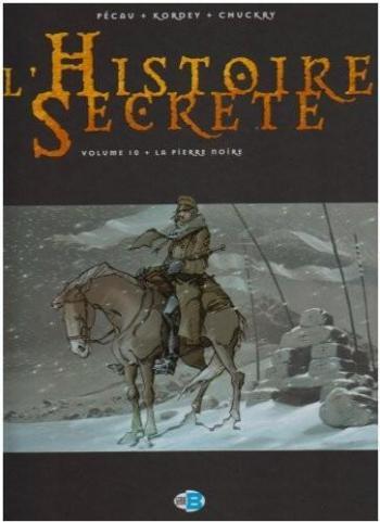 Couverture de l'album L'Histoire secrète - 10. La pierre noire