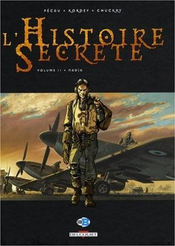 Couverture de l'album L'Histoire secrète - 11. Nadja