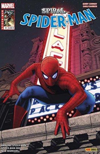 Couverture de l'album Spider-Man (V5) - 12. Spiral 2/3