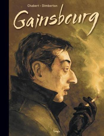 Couverture de l'album Gainsbourg (One-shot)