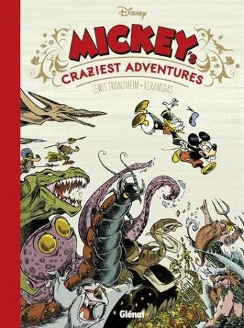 Couverture de l'album Mickey's Craziest Adventures (One-shot)