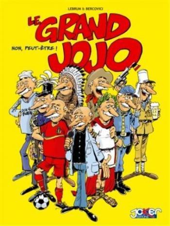 Couverture de l'album Le Grand Jojo - Non, peut-être ! (One-shot)
