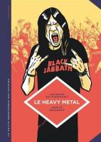 La Petite Bédéthèque des savoirs 4. Le Heavy Metal - De Black Sabbath au Hellfest