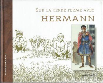 Couverture de l'album Sur la terre ferme avec Hermann (One-shot)