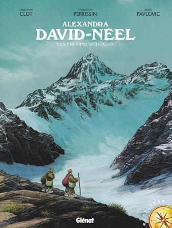 Couverture de l'album Alexandra David-Néel (One-shot)