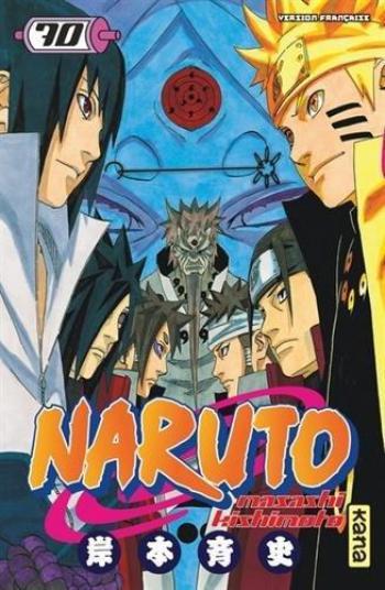 Couverture de l'album Naruto - 70. Tome 70